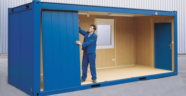 CONTAINEX Containerised Building Solutions