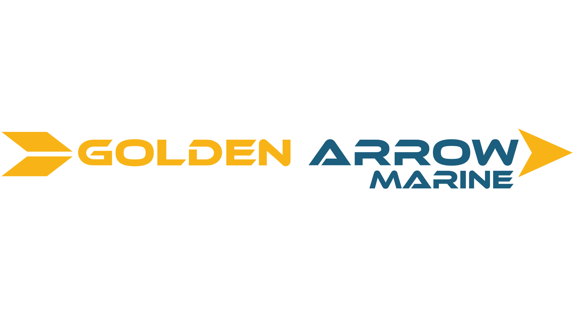Golden Arrow Marine Logo