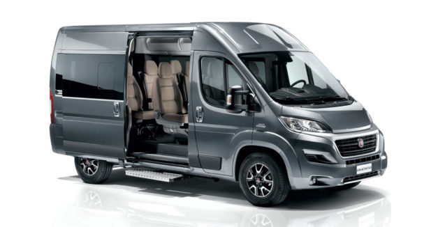 Fiat Ducato MiniBus Marketing Picture