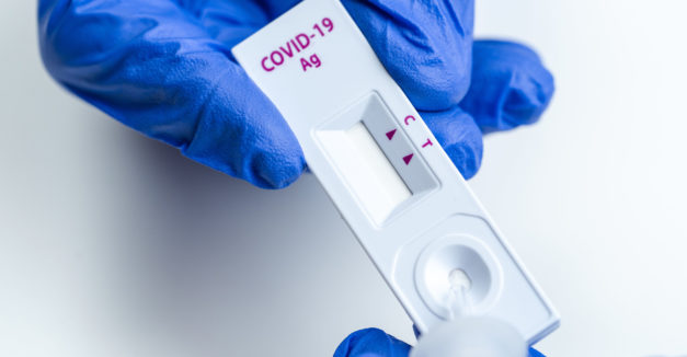 Ag Test Stick Pipette