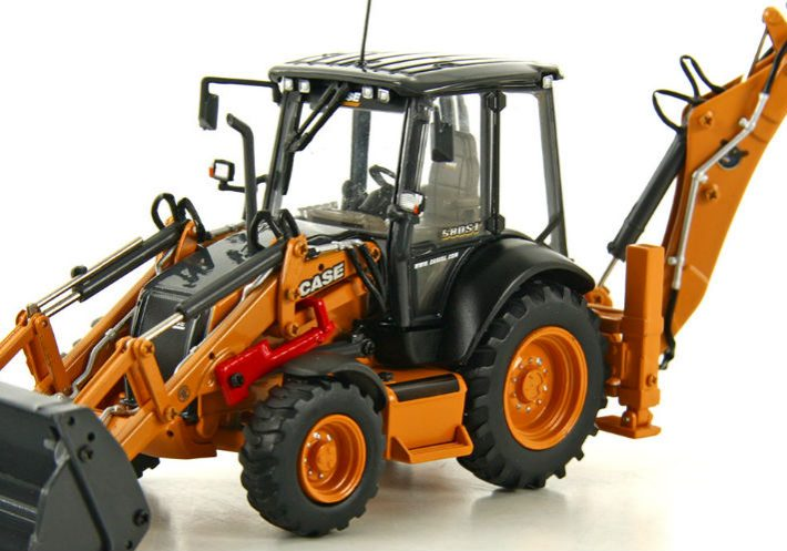 CASE 580T Back Hoe Loader Model Web News